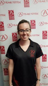 Emma Bishop is a gold coast based tutor who services Biology, Chemistry, Physics, Maths A, Maths B and all primary subjects