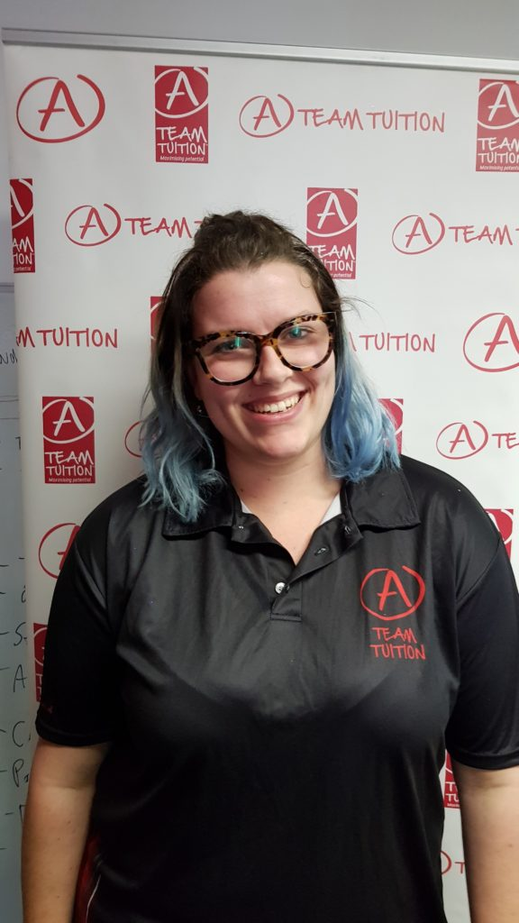 Lexie MaxHunter is a Gold Coast based tutor who services Maths A, Maths B, Maths C, Chemistry, Physics, English and Primary school subjects