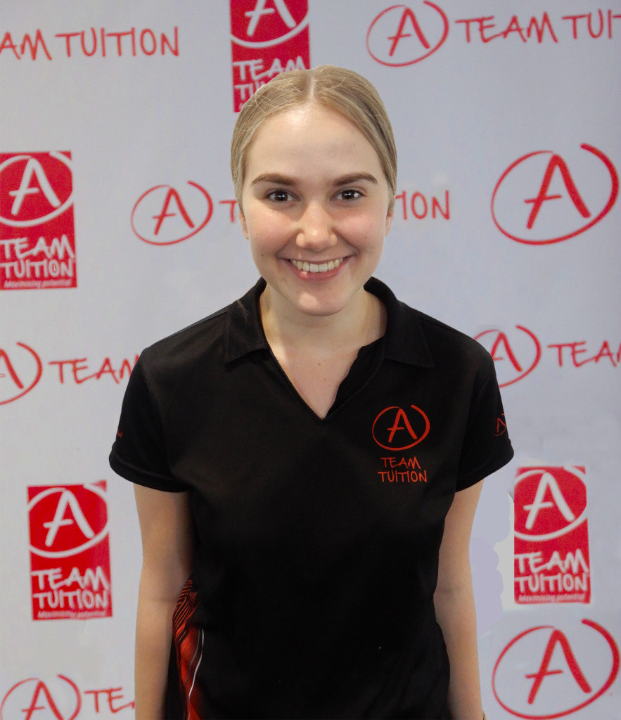 Alya Tartic is a Gold Coast based tutor who services Maths A, Maths B, Biology, Chemistry, English, English Extension, French and Primary School subjects