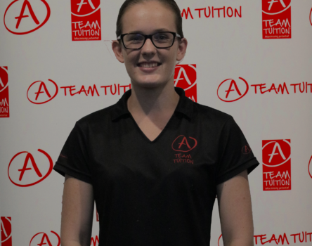 Abigail Green is a Brisbane based tutor who services Maths A, Maths B, Maths C, Biology, Physics, English and Primary subjects