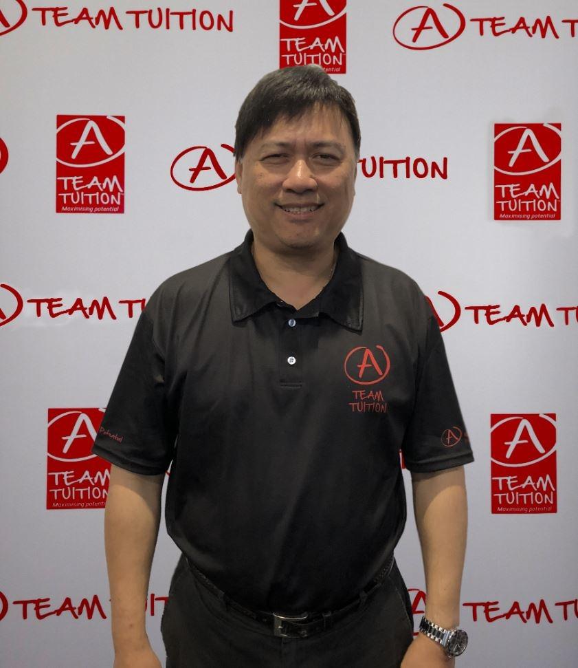 Erwin Calip is a Brisbane based tutor who services Maths A, Maths B and Maths C
