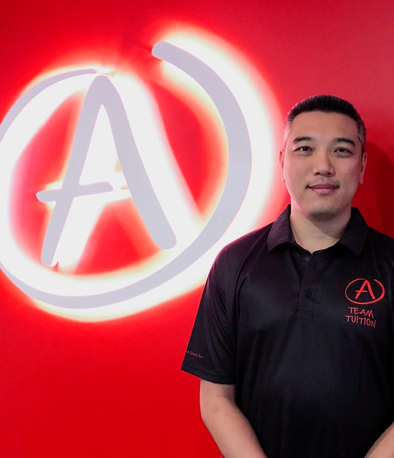 Albert Ha is a gold coast based English, Maths and Science Specialist Tutor