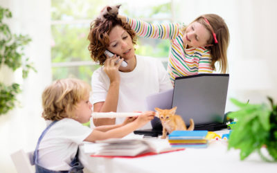 Homeschooling Multiple Ages – Tips to Avoid Parent Burnout!