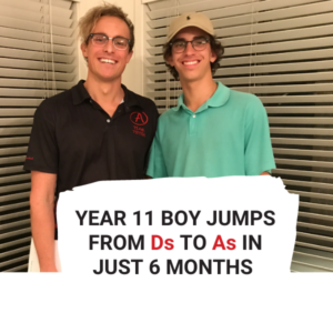 Year 11 Boy Jumps From D's to A's In Just 6 Months